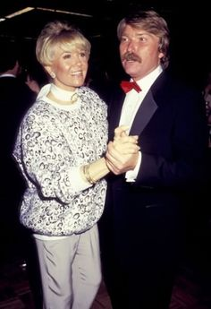 Doris Day and her son Terry.