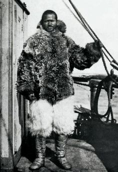 Matthew Henson was the exploration partner of Robert Peary who help make the famous first trip to the north pole back in the early part of the 20th century. Mr. Henson was a skilled dog sled driver and may have been the first man to reach the geographic destination back in 1909 but Robert Peary was widely accredited for the feat. The African American Explorer would eventually move to Harlem at the Dunbar Apartments at 149th Street between 7th and 8th Avenue until he passed away in 1955.