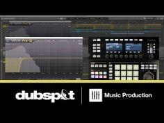 ▶ Maschine Studio / 2.0 Tutorial: Sidechain Compression / Ducking the Bass w/ Matt Cellitti - YouTube