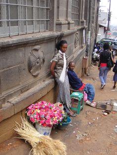 Merkato (market) Addis Ababa Ethiopia Africa
