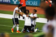 @FCF La alegría de Juan Guillermo #Cuadrado al servicio de la Selección #9ine