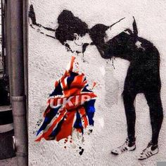 Banksy's verdict on Ukip
