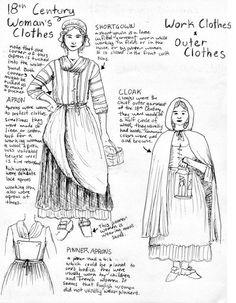 Women's Clothes Part 3 by Goldenspring.deviantart.com on @deviantART - Part Three of Three