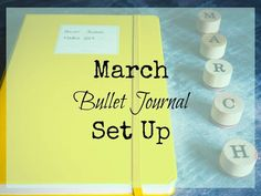 I received a Leuchtturm 1917 journal as an early birthday present so I thought I would show you my March bullet journal set up. March Bullet Journal, Bullet Journal Hacks, Bullet Journals, Book Journal, Journal Ideas, Medical History, Uplifting Quotes, Bujo, Stationery