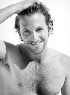 Bradley Cooper. One of the best things to come out of Philly since the Phanatic.