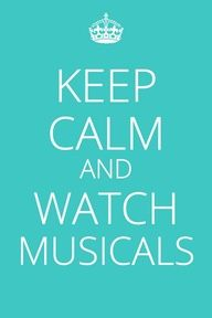 Musical Theatre is the best