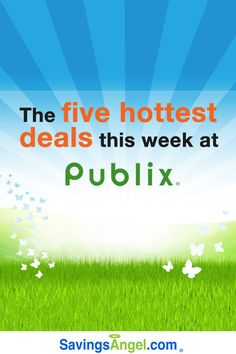 Don't miss the hottest #Publix coupon deals this week: 9/8 – 9/14 http://savingsangel.com/blog/2016/09/07/dont-miss-hottest-publix-coupon-deals/ #extremecouponing #grocery