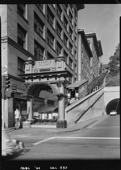 1960s Bunker Hill-Angels Flight--noirish Los Angeles - Page 448 - SkyscraperPage Forum