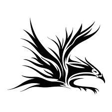 Resultado de imagem para desenhos de águias para colorir