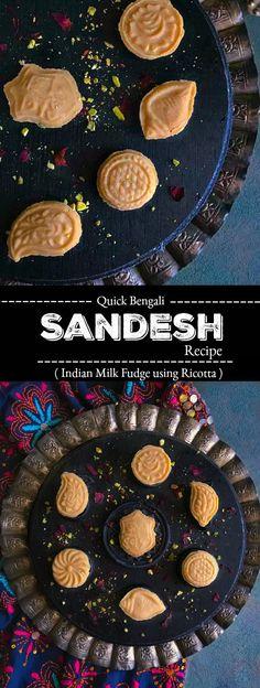 Bengali Sandesh Reci