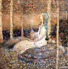 Annie French (Scottish, 1872-1965).