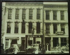 Hinkle's in Madison, Indiana. Lovely drive across the river and lovely town that is like falling back into time.