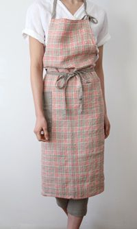 Annabel full Apron | Lino e Lina online store
