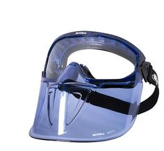 Cool face protector.