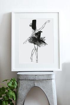 Broken Ballerina. By Smäm.