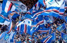 Bandiere blucerchiate