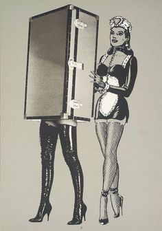 Why Do My Mistress's Slave Never Fit In The Suitcase