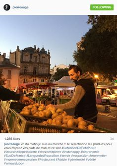 Great Instagram post from La Maison de Petit Pierre in Béziers, France / Sympathique post Instagram de La Maison de Petit Pierre à Béziers, France https://instagram.com/p/8CqzVhAdCN/