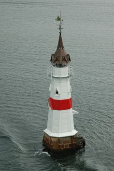Kavringen, Oslo County Lighthouse, Norway