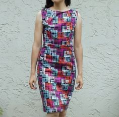FREE SEWING PATTERN: Pam Dress - On The Cutting Floor