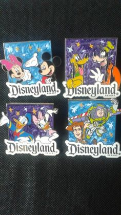 These pins were given ro rhe workers and are very special! Awesome pins!