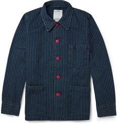 Visvim wabash chore jacket