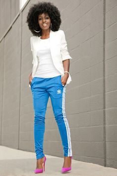 fb2a533e92 what shoes to wear with track pants 50+ best outfits
