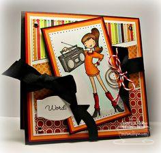 à la modes - 80's Girl - Jessie Rone