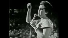 Connie Francis- Where The Boys Are (Live) singing for the troops. Pop Singers, Female Singers, Connie Francis, American Bandstand, 60s Music, Boogie Woogie, Rock N Roll Music, Rock Concert, Youtube Stars