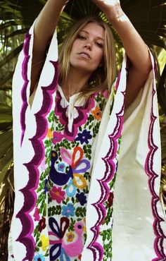 wedding kaftan -  mexico