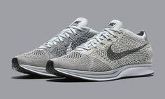 "Nike Flyknit Racer Arriving in a Smooth ""Pure Platinum"" Colorway"
