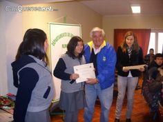 Cauquenesnet.com #DiaNoticias: Estudiantes de Cauquenes reciben beca Presidente d...