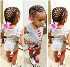 cornrow little girl - Google Search