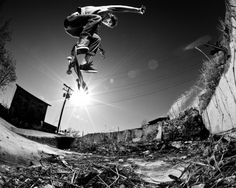 """SW BS FLIP"" by Perry Hall 