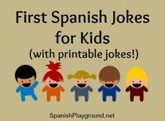Spanish jokes can be a fun way to learn language.
