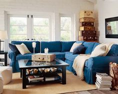 Small Place Style: blue