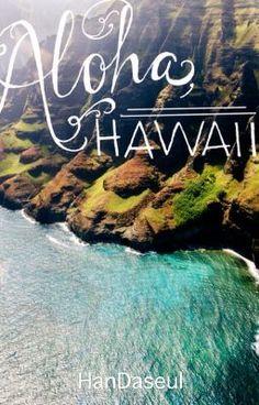 """Recomendo que leia """" Aloha Hawaii ¦ BTS Jungkook (português) """" no #Wattpad. #fanfic"""