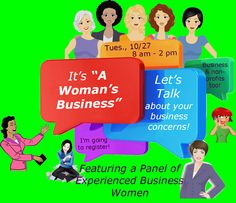 Professional Conferences offered at very reasonable fees through your local SBDC can be extremely helpful to your business as well as adding professional development information to your resume'.
