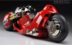 Maybe The Best Akira Bike Model...Ever