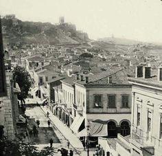 Αθήνα, π.1870, Αιόλου