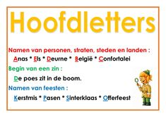 Learn Dutch, Dutch Language, Spelling, Letters, Writing, Learning, School, Kids, Young Children