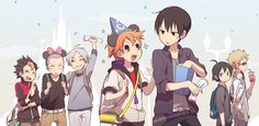 Haikyuu!! ~~ Karasuno goes to Disney!