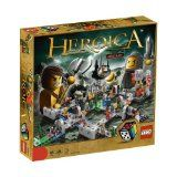 Black Friday 2014 LEGO HEROICA Castle Fortaan 3860 from LEGO Cyber Monday. Black Friday specials on the season most-wanted Christmas gifts. Lego Games, Lego Toys, Cool Toys For Boys, Used Video Games, Goblin King, Black Friday Specials, Buy Lego, Custom Lego, Kids Writing