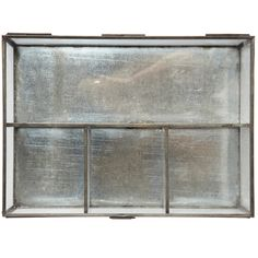 Awesome metal box from House Doctor. House Doctor, Metal Box, Metal Trim, Jewellery Box Making, Glass Jewelry Box, Industrial Jewelry, Glass Boxes, Antique Metal, Stores