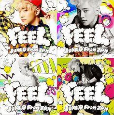 2PM's Junho Announces Release Of Korean Version of Japanese Album 'Feel'   Koogle TV