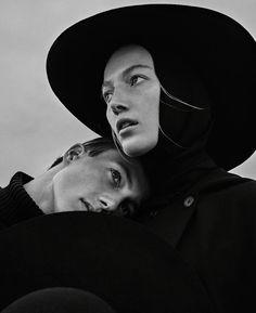 Lou Schoof & Nils Schoof x Elizaveta Porodina