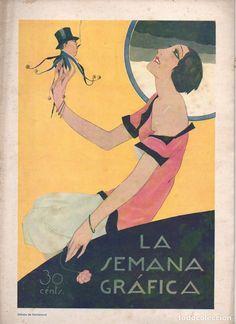 LA SEMANA GRÁFICA 108 - VALENCIA, AGOSTO 1928 Bartolozzi