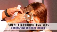 Best Hair Cutting Techniques - The Ultimate Guide Free Videos] Hair Cutting Videos, Hair Cutting Techniques, Cutting Hair, Layered Haircuts Short Hair, Short Hair Cuts, Hair Cut Guide, Medium Hair Styles, Short Hair Styles, Salon Hair Color