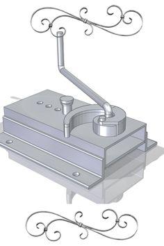 Banisters, Railings, Steel Stock, Cnc Plasma, Decorative Metal, Metal Fabrication, Build Your Own, Bending, Metal Working