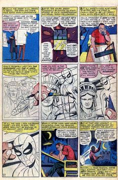 How Stan Lee and Steve Ditko Create Spider-Man 03 tumblr_ngyj77godc1rs7k48o3_1280.jpg (926×1410)